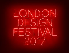 London Design Festival 2017- what to see and do