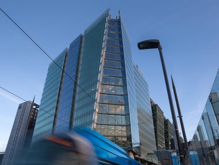 Snowhill雪山大樓成功簽約英國電信BT