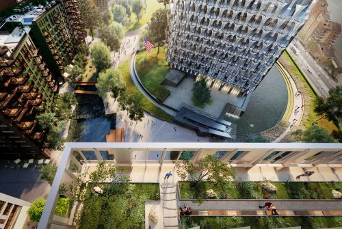 Ballymore announce planned sale of One Embassy Gardens