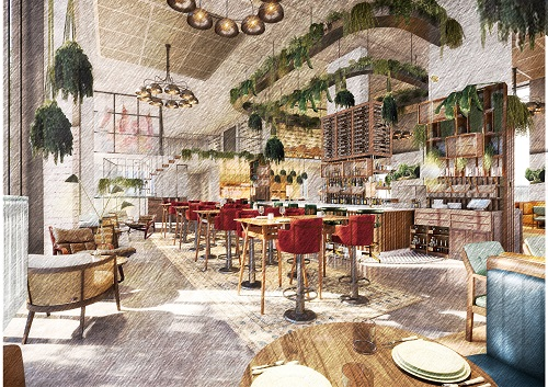 All that jazz - oyster bar, bakery and grill set to open at Embassy Gardens