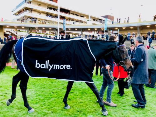 Ballymore back in the saddle
