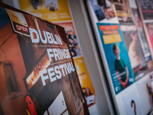 Dublin Fringe is back for 2020 with a new kind of festival
