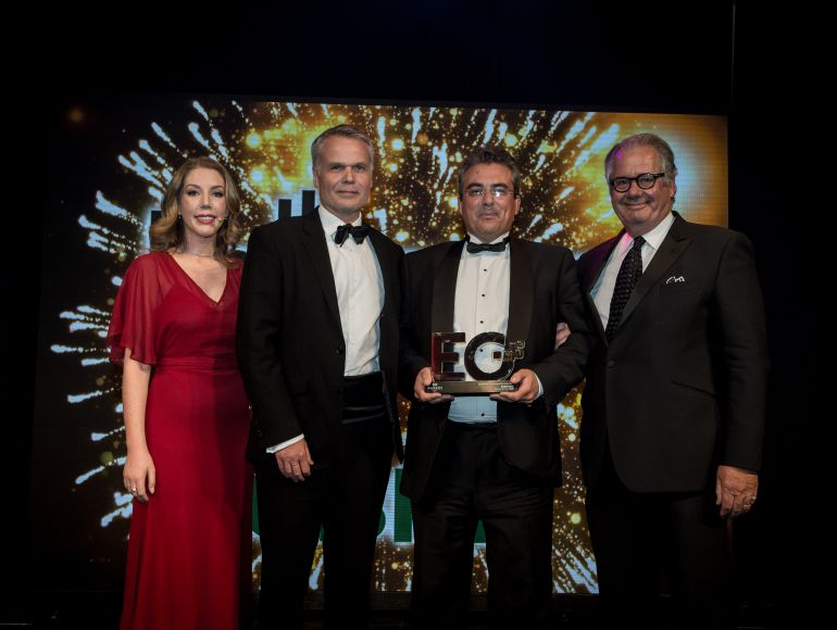 Ballymore wins Residential at EG awards
