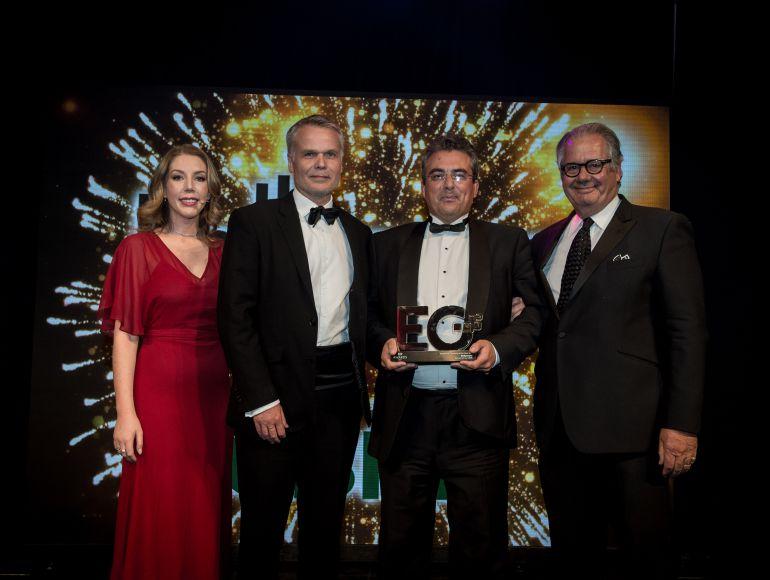 Ballymore wins Residential at EG awards