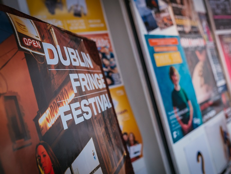 All the fun of the Dublin Fringe
