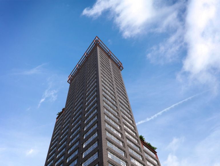 Douglass Tower - a place to live, work and play
