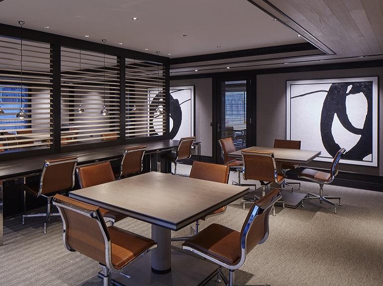 Heritage and craftsmanship combine to create London's most luxurious lobby