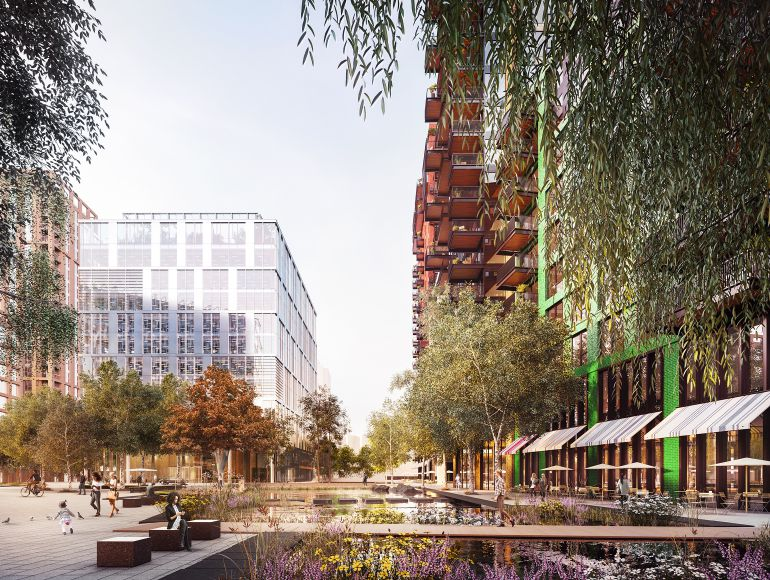 Dorling Kindersley to follow Penguin to Nine Elms