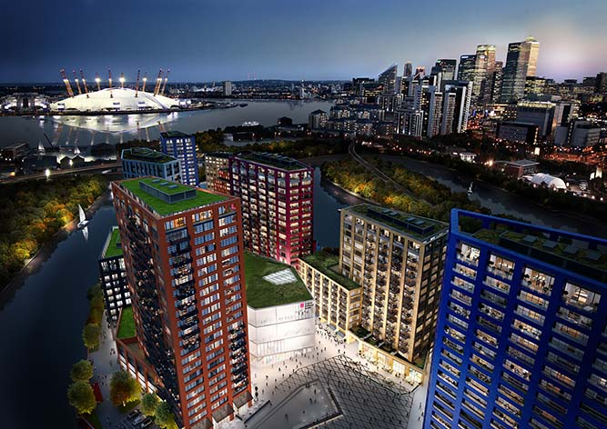 Ballymore triumphs at RESI 2016