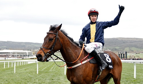 Surprise Cheltenham Festival triumph for Ballymore family