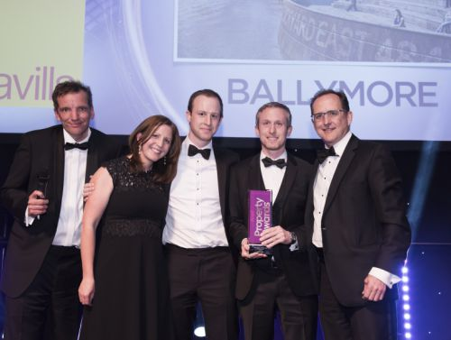 Double award triumph for Ballymore