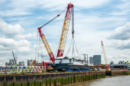 A new chapter opens in the Thames story