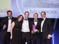 Double award triumph for Ballymore