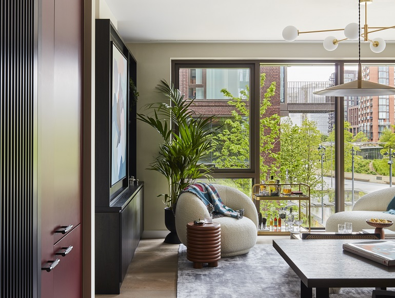 Final homes launch at Embassy Gardens