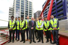 The Apprentice – Ballymore style