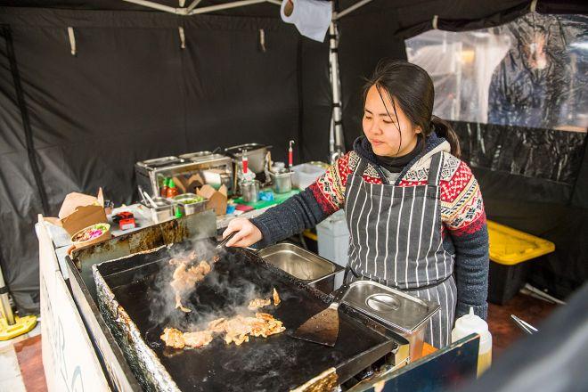 味覺享宴:使館花園周六食品市場夏季歸來