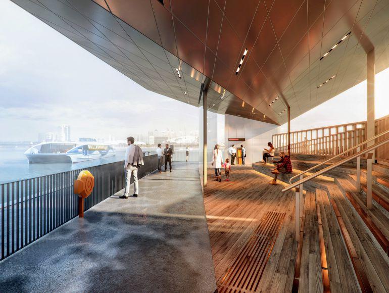 皇家碼頭榮獲倫敦頂級設計獎