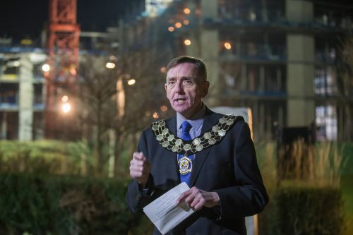 Royal Wharf hosts Silvertown explosion centenary