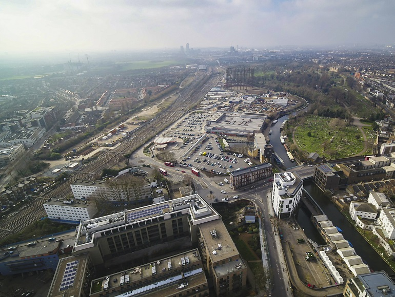 Ballymore partners with Sainsbury's to deliver London homes