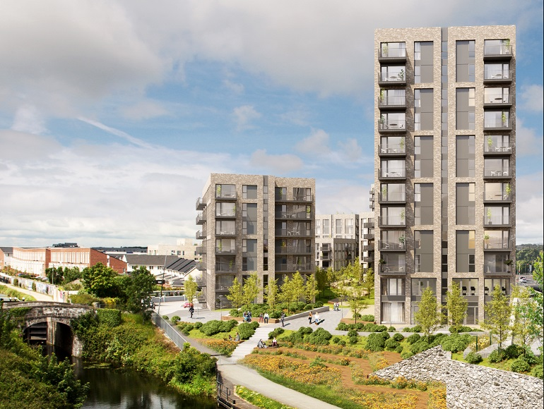 Go-ahead for final phase of Dublin's Royal Canal Park