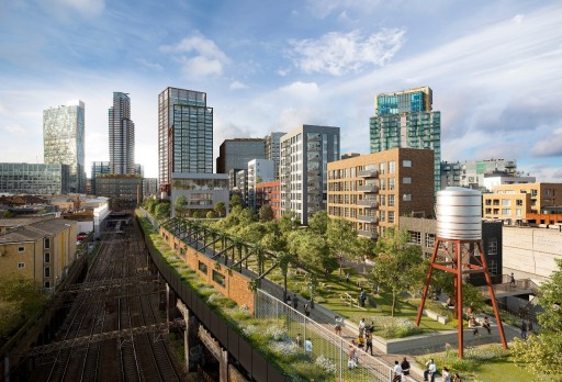 Mayor backs Bishopsgate Goodsyard plan