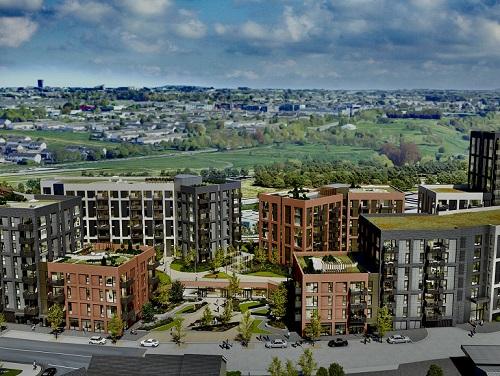 Investor targets Ballymore's Dublin scheme in Irish resi debut