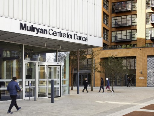 ENB's east London home named Mulryan Centre for Dance