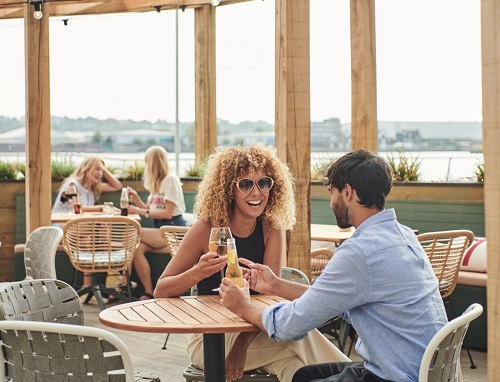Ballymore invites Londoners to 'Meet Me At The Pier'