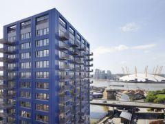 「Ballymore倫敦揭秘出售公寓的藝術」——《泰晤士報》