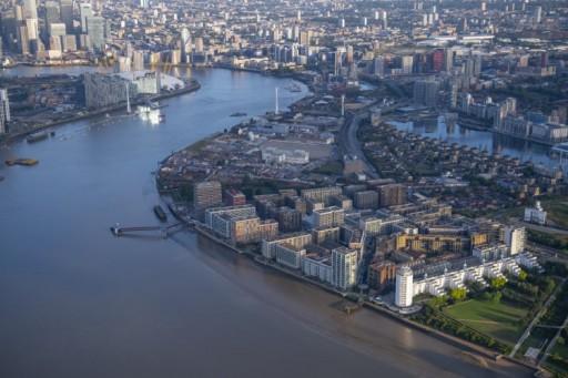 Docklands through the decades