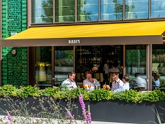 Hospitality ready to welcome customers at Ballymore's London neighbourhoods