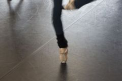 A leap forward for ballet's new home