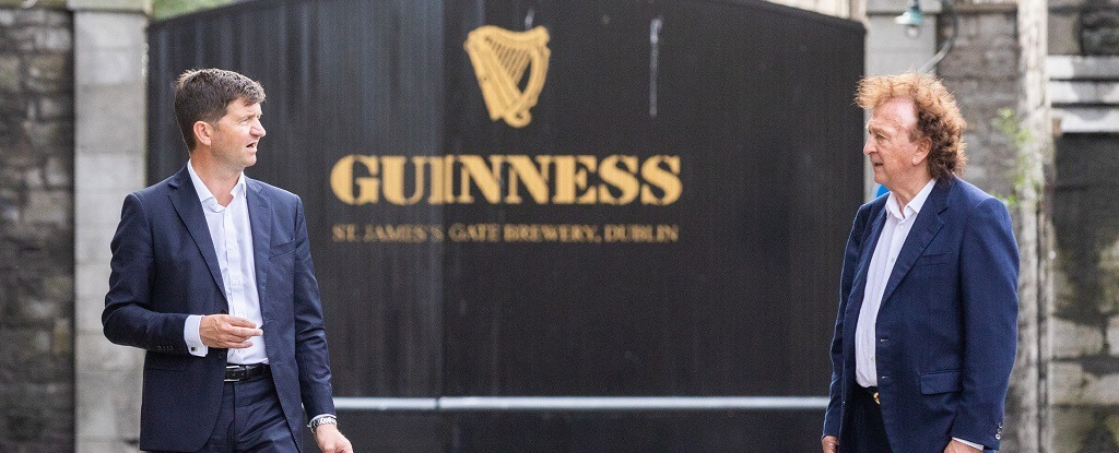 Ballymore to partner with Diageo to create Guinness Quarter