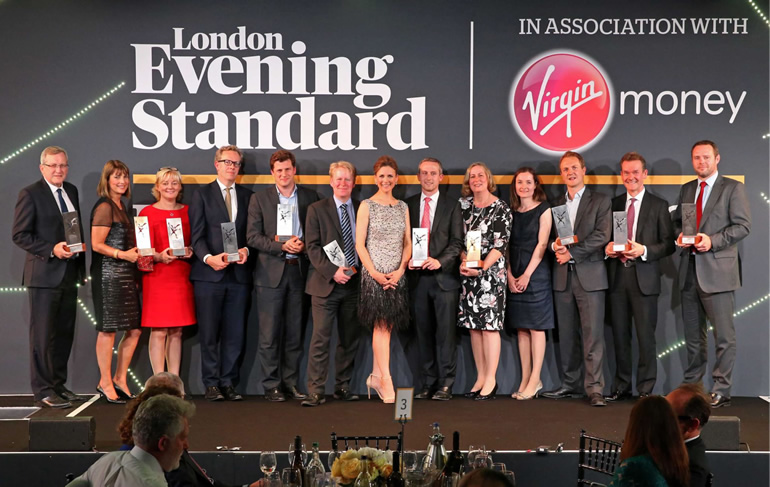 Ballymore takes first prize at London award ceremony