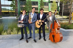 Hitting the high notes - new jazz restaurant at Embassy Gardens