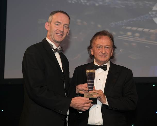 Ballymore romps home at Irish property awards