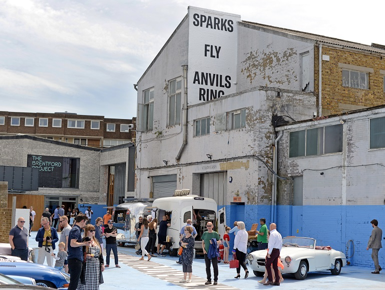 The Brentford Project launches return of summer events