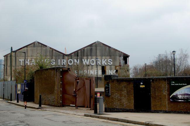 Weekend walks - London City Island & Goodluck Hope