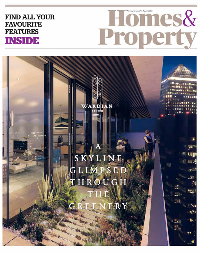Smart Move, Wardian in Homes & Property