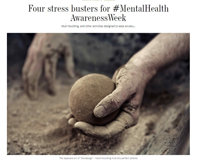 FT HTSI: Four stress busters for Mental Health Awareness Week