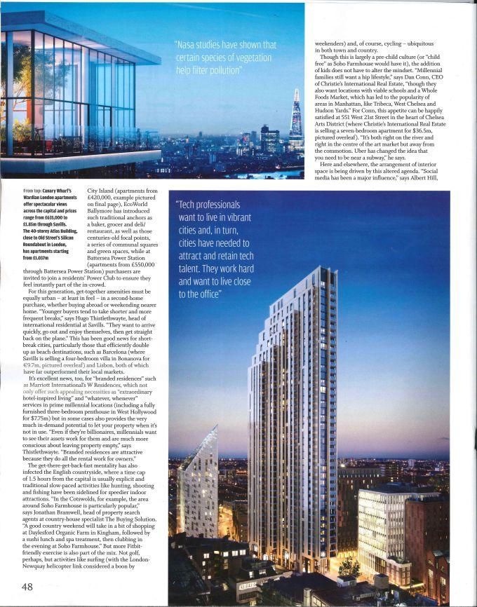 'A millennial mindset is redefining premium property in urban hubs'