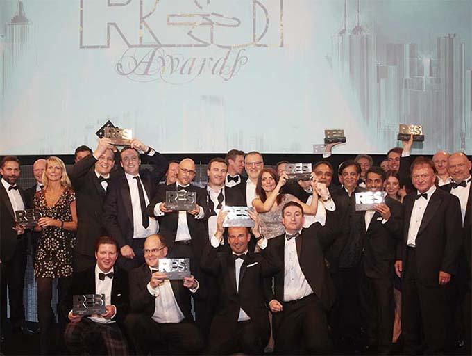 Ballymore在最負盛名的RESI大獎中榮獲「年度最佳大型開發商」獎項