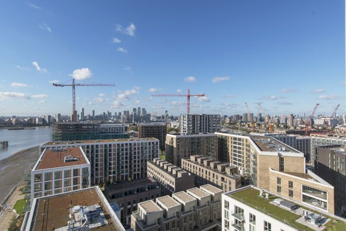 London Festival of Architecture comes to Royal Wharf