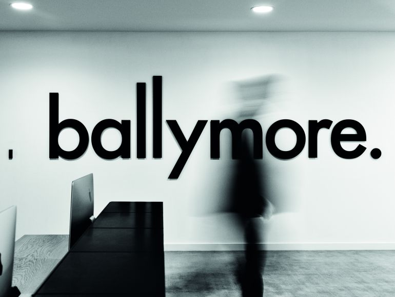 Ballymore and London City Island triumph with double award at Property Week Awards