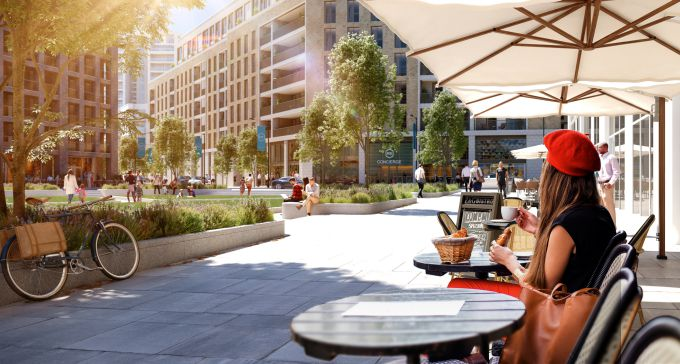 New commercial tenants bring variety of health and wellbeing facilities to Royal Wharf