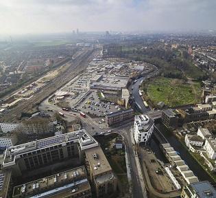 Ballymore and Sainsbury's form strategic partnership to bring forward major regeneration at Ladbroke Grove, London