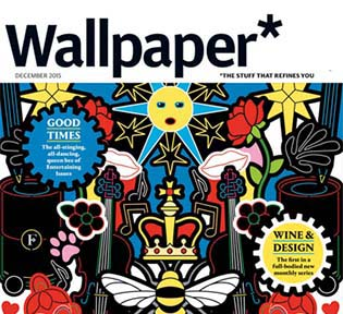 Wardian in Wallpaper*