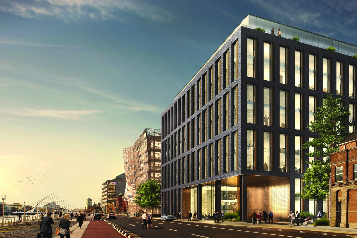 Ballymore Launches Dublin Landings