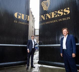 Diageo announces Ballymore as regeneration partner for the Guinness Quarter at St James's Gate