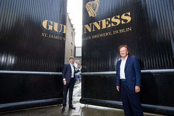 Diageo announces Ballymore as regeneration partner for the Guinness Quarter at St James's Gate